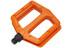 NS Bikes Nylon Pedalen oranje